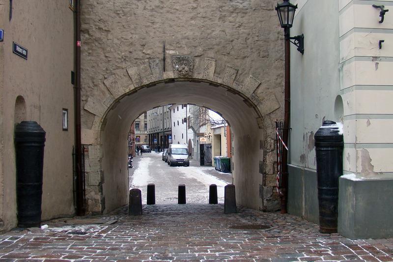 Шведские ворота сегодня уже не ведут в Швецию. А жаль