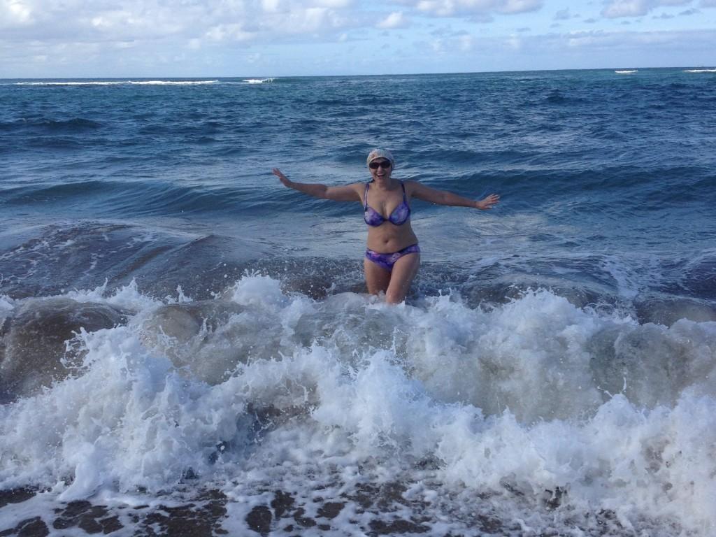 Океан превосходен, великолепен, неповторим!