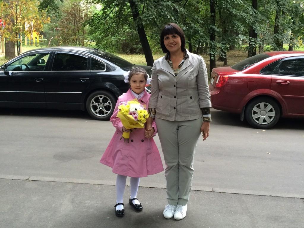 В Москве солнечно, но свежо