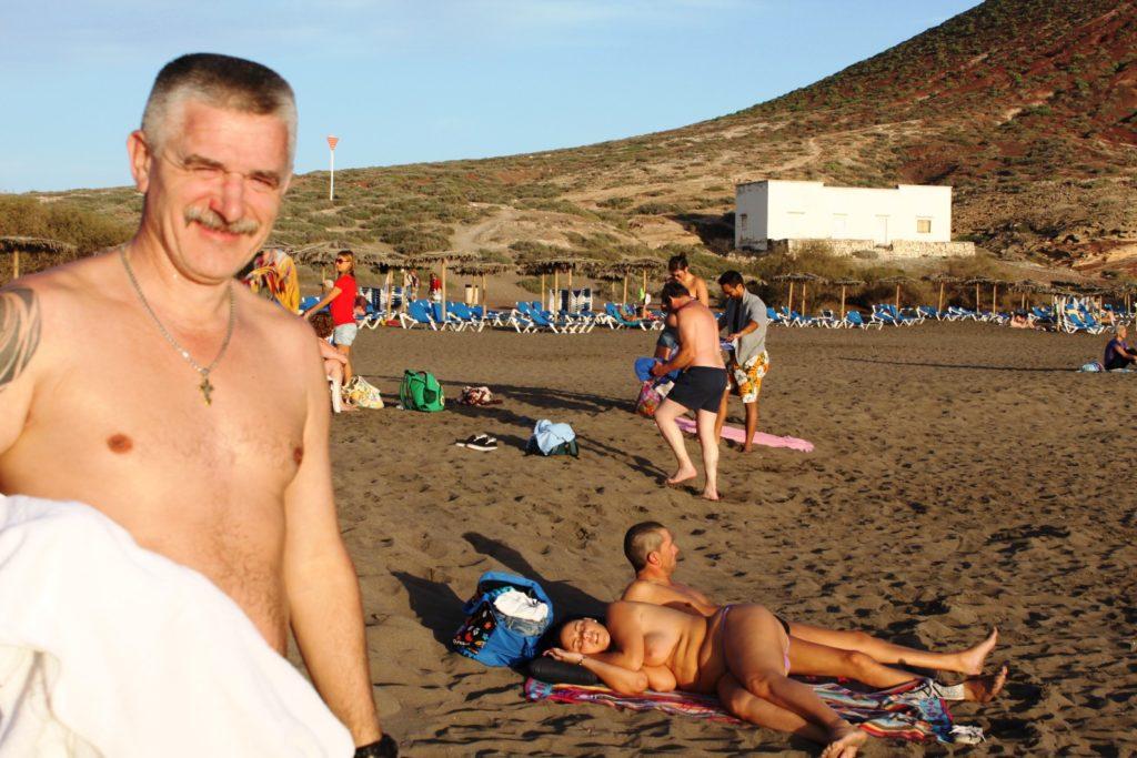 Ла Техита. Пляж для нудистов - это не то, что вы думаете