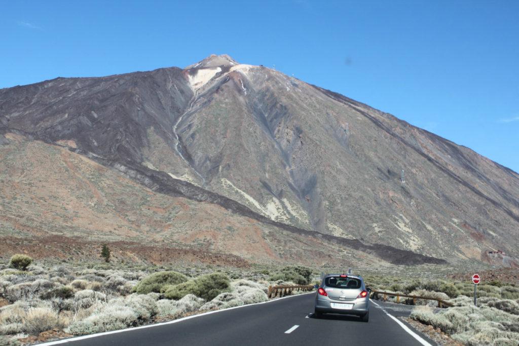 Визитная карточка Тенерифе - вулкан Эль Тейде