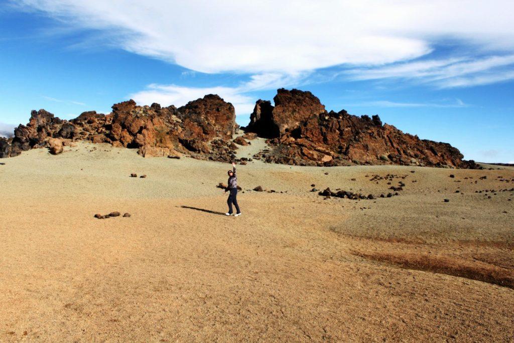 На Марсианских полях