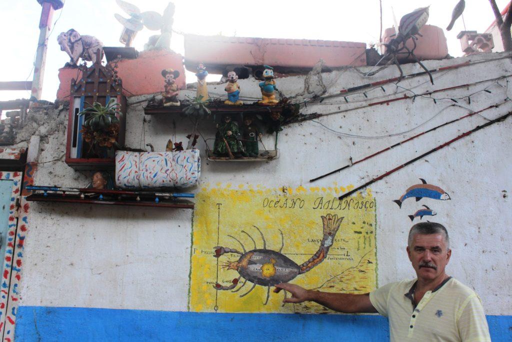На улицах Сан Андрес