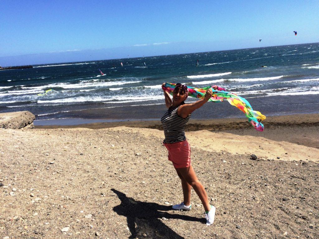 Свежий ветер Эль Медано