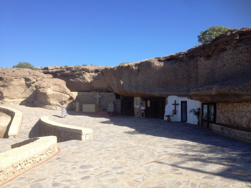 Место паломничества канарцев (и не только)